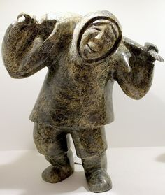 Image result for most notable inuit sculpture