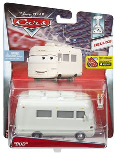 Disney Pixar Cars Oversized Superchase Bud