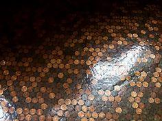 Penny Floor Idea