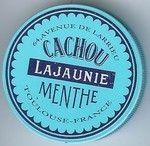 Le Cachou Lajaunie a également existé à la menthe ! © Isabelle Morel #toulouse #visiteztoulouse #cachou #mint