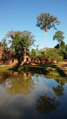 Banteay Srei Angkor Kambodscha