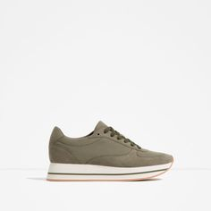 ZARA - WOMAN - MESH SNEAKERS