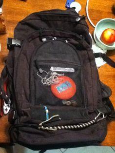 Bugout Bag, Black