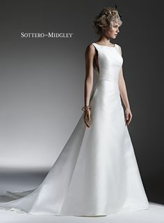 Large View of the Mccall Bridal Gown