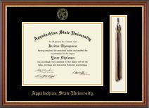 Kennesaw State University-Triple Function Stylus Pen-Gold