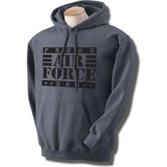 zerogravitee Proud Air Force Dad Hooded Sweatshirt Big And Tall Outfits, Cool Outfits, Big & Tall Jeans, Big And Tall Stores, Military Fashion, Military Apparel, Army Mom, Fashion Seasons, Hooded Sweatshirts