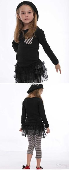 31b81a028 t-shirt cheapest on sale at reasonable prices, buy Spring/Autumn Children's  Clothing Girls Beautiful Long Sleeve Solid Color Tops, Girls T-Shirts from  ...