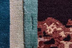 Les plus beaux tapis vus au Salon de Milan : Tapis Paralleli, DimoreStudio (Golran)