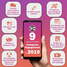 Here are 9 ways you can get started with stickers to increase Instagram engagement. #instagram #Stickers #captions #storytime #VIEWS #brand #hashtags #influencers #fun #engagement