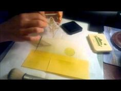 Inkylicious Ink Duster - YouTube