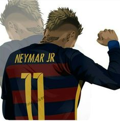 Newss : barcelona open talks for neymar return ❤❤ with Ousmane Dembele part of deal 😏 Football Player Drawing, Football Players, Football Art, Messi Gif, Lionel Messi, Pro Evolution Soccer 2017, Soccer Art, Soccer Tips, Nike Soccer