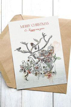 Merry Christmas Card Holiday Card Christmas Gift Ideas Christmas