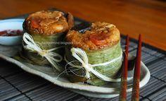 Awayofmind Bakery House: Loh Mai Gai (Steamed Sticky Rice with Chicken)