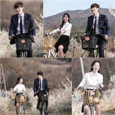 Lee Jong Suk Jin Se Yeon Doctor Stranger