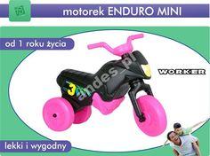 Motorek trójkołowy jeździk plastik MINI (5373213970) - Allegro.pl - Więcej niż aukcje.
