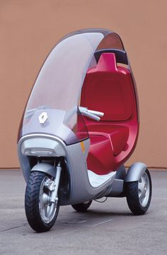 Ublo Renault Trike Motorcycle, Motorcycle Design, Bike Design, Daihatsu, City Car, Electric Car, Small Cars, Car Wheels, Concept Cars