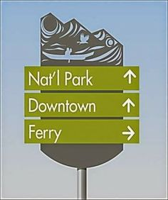 Private Directional Sign. Private directional signs are intended to inform motorists of public and privately owned natural phenomena, historic, cultural, scientific