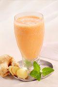 Aproveite a receita Frescura de baunilha e papaia com Shake Herbalife.