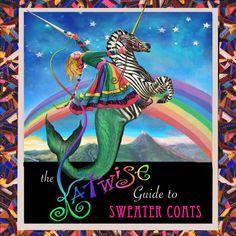 Upcycled Sweater TUTORIAL by Katwise  Elf coat van katwise op Etsy, $9.00