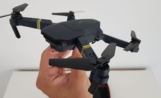 DroneX Pro: Selfie Quadcopter Conquers Our Country. The Idea Is Genius. Parrot Drone, Real Video, Take Video, Great Father, Learn To Fly, Take Apart, Strong Body, Sd Card, Selfies