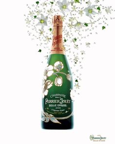 Perrier Jouet - The champagne Uncle Peck buys for Li'l Bit.