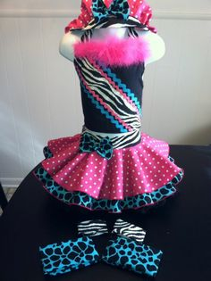 NATIONAL PAGEANT DRESS OOC PAGEANT CASUAL WEAR  3-5T