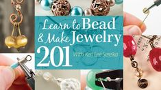 Annies's - bead supplies & tutorials - Learn to Bead & Make Jewelry 201