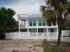 Cottage vacation rental in Gulf Beaches, Eastpoint, FL, USA from VRBO.com! #vacation #rental #travel #vrbo