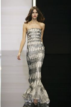 Elie Saab Spring 2008 Ready-to-Wear Collection