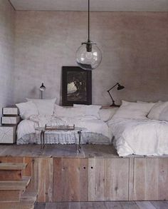 http://www.pinterest.com/octoberdesign/urban-rustic/  One of the hottest design trends today comes by a variety of names, but whether you call it Urban-Rustic, Industrial Chic, or Vintage Modern, what it amounts to is a style that embraces both the old and the new, the hard and the soft. Equally at home in a high-rise townhouse, a modern loft, or an historic home, Urban-Rustic is edgy, trendy,and yet classically grounded in the past. If you love Anthropologie or ABC ...