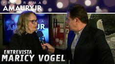 Entrevista - Maricy Vogel