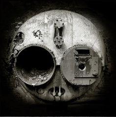 Machine Head livin. He blinks.