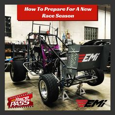 How To Prepare For a New Race Season- Guest Blog By Eagle Motorsport