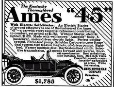 1912 Ames