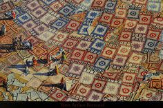 Carpets Patchwork - Marocco