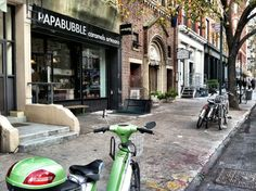 Papabubble, candy shop  ( Barcelona, Tokyo, New York )