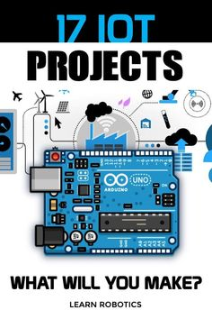 17 IoT Projects for makers, hackers, and Smart Home enthusiasts. What will you make? Add to your home automation system with these projects.