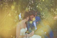 Photographer Max Wanger's beautiful wedding.