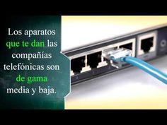Mira el truco para que tu internet sea 3 veces más rápido. NUNCA más te fallará - YouTube Claves Wifi, Tech Hacks, Technology Gadgets, Arduino, Life Hacks, Usb, Youtube, Learning, Circuits