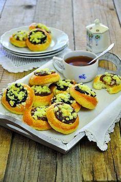 Moravské dvojctihodné Oreo Cupcakes, Rum, Sushi, Muffin, Goodies, Sweets, Bread, Baking, Breakfast