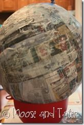 how to make a balloon pinata