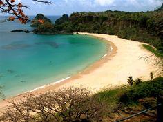 Baía do Sancho - Praia de Fernando de Noronha é eleita a mais bela ...