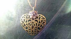 Collier de Valentine  Mon petit doigt me l'a dit sur Facebook
