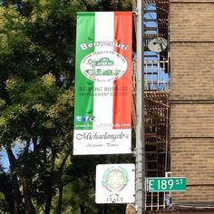 Welcome to Bronx Little Italy...