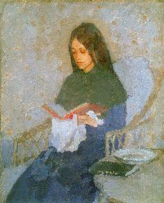Cave to Canvas, Gwen John, The Precious Book, 1920-26