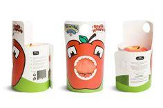 Fruit packaging. So cute PD