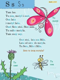 Polish Language, Speech Therapy, Diy For Kids, Homeschool, Education, Montessori, Speech Language Therapy, Literatura, Cuba