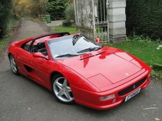 Ferrari 355 F355 F1 GTS PETROL SEMIAUTOMATIC 1998/2