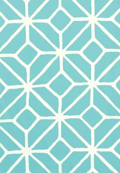 Trellis Print in Pool, 174230 http://www.fschumacher.com/search/ProductDetail.aspx?sku=174230