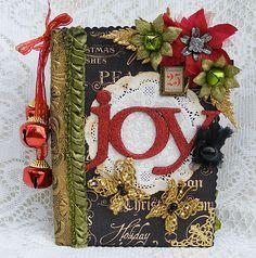 Christmas album with jingle bells